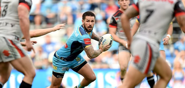 Gold Coast Titans predicted Round 1 line-up
