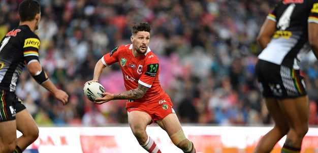 St George Illawarra Dragons predicted Round 1 line-up