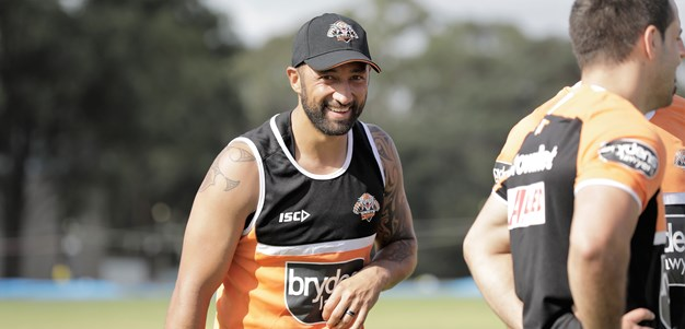 Benji: The day I left Wests Tigers I wanted to return