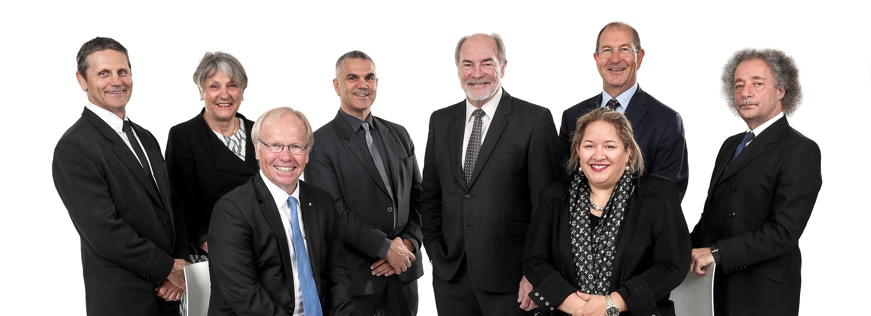 The ARL Commissioners.