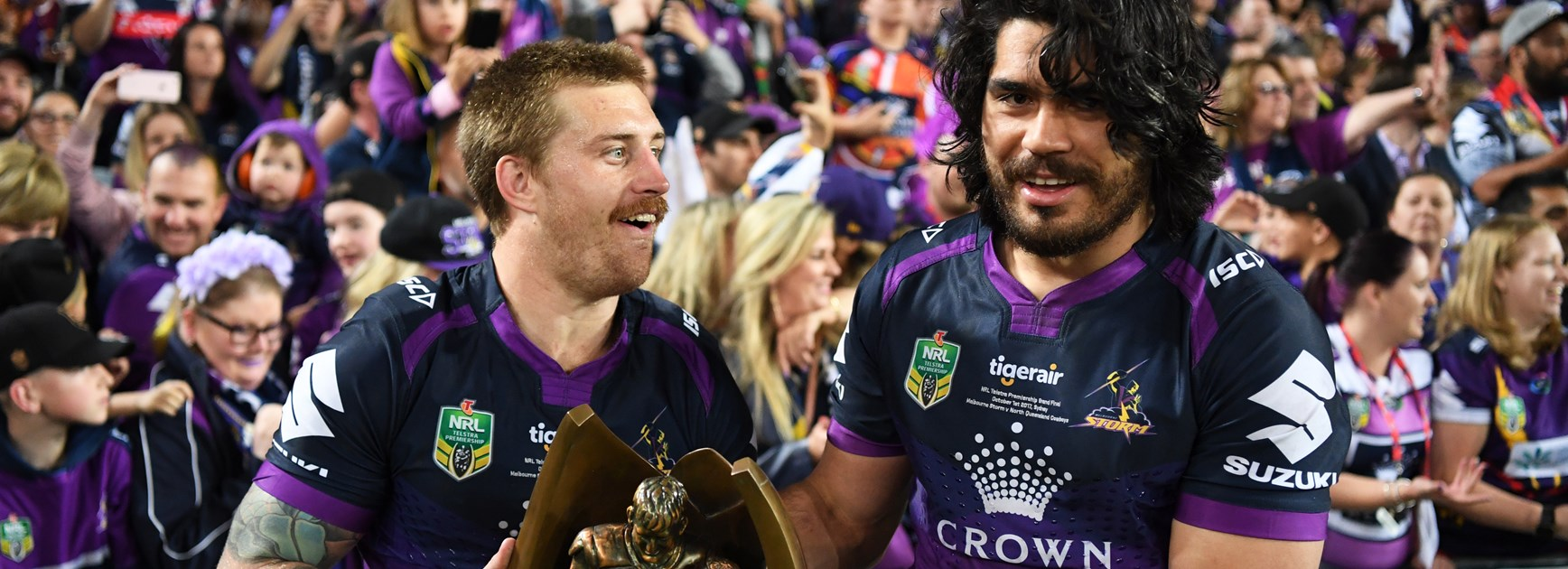 Harris stepping up at Warriors after Storm success
