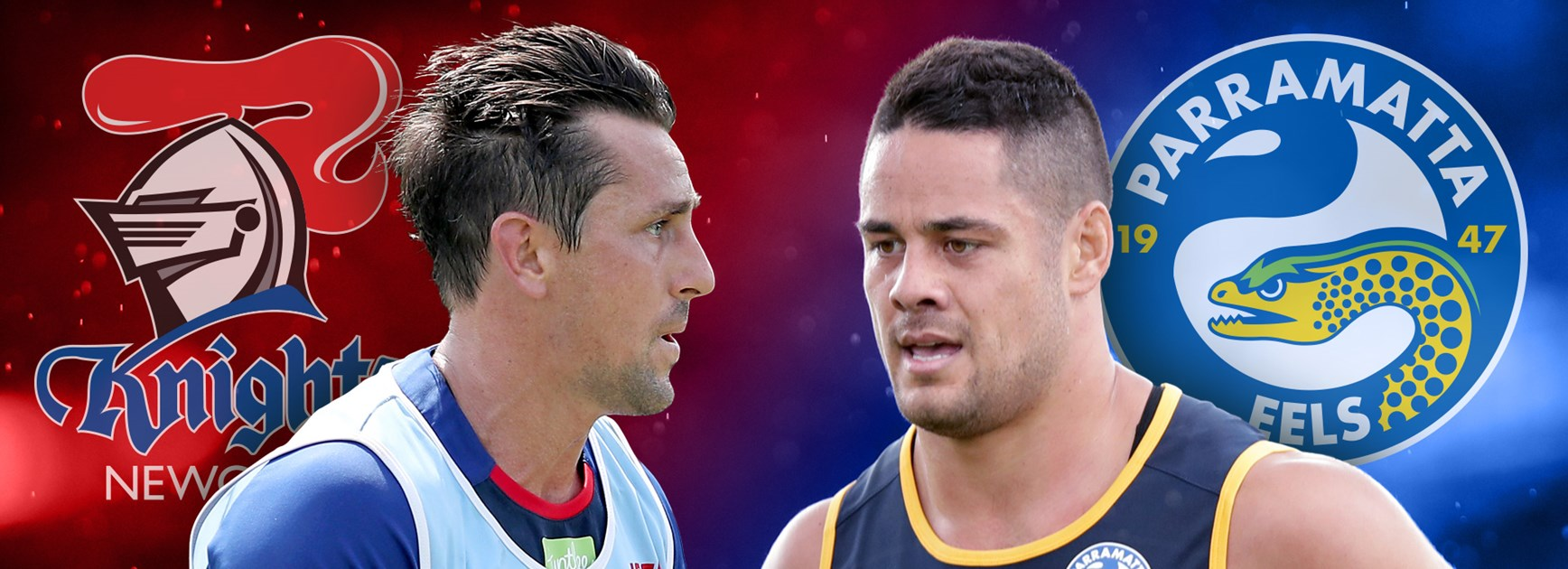Hayne and Pearce to square off in mouth-watering NRL trial