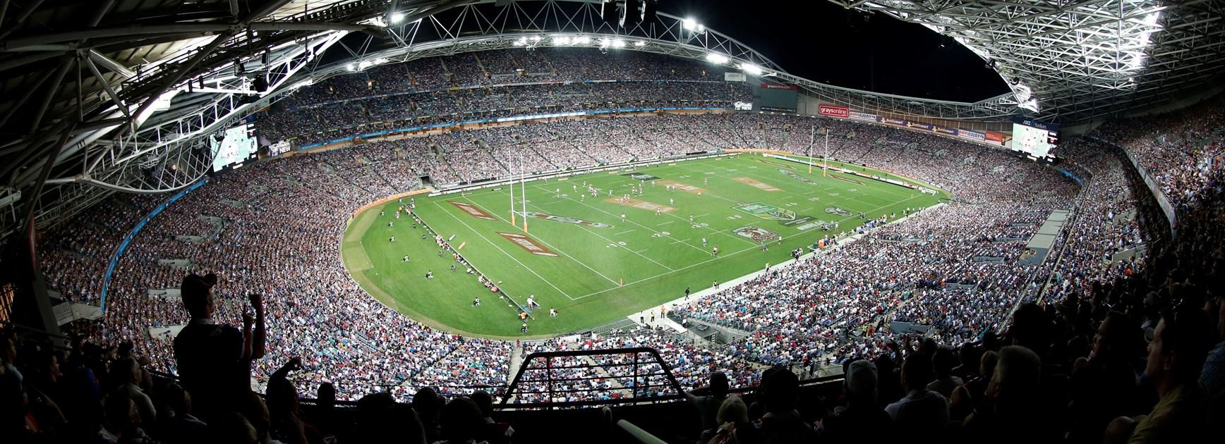 ANZ Stadium.