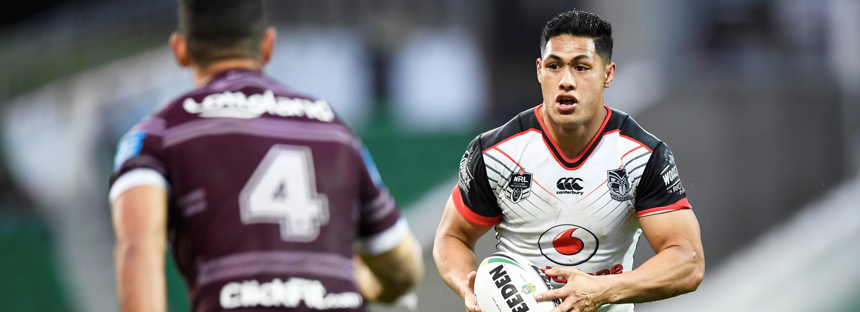 Tuivasa-Sheck to retain Warriors captaincy ahead of Blair