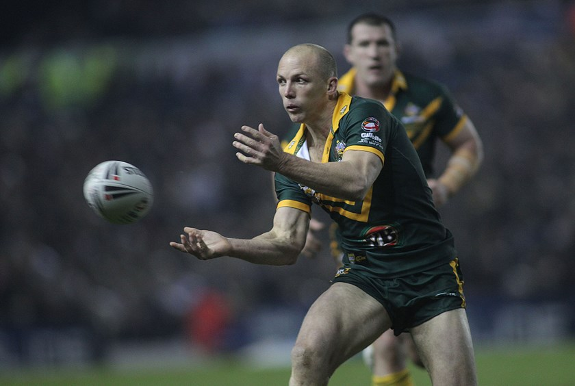 Darren Lockyer.
