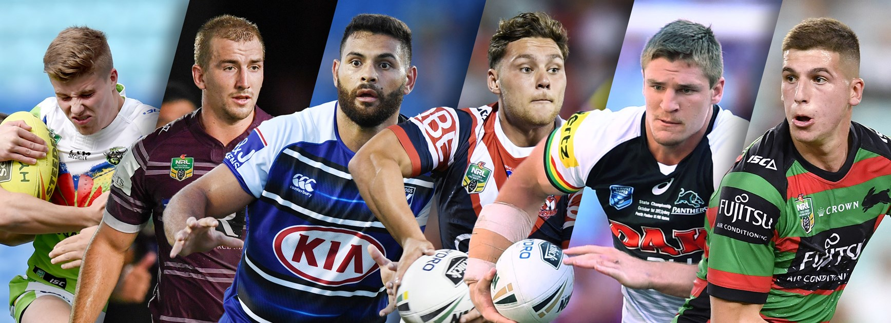 Your NRL club's rookie to watch in 2018