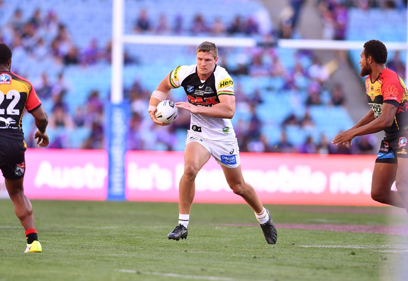 Penrith Panthers back-rower Jed Cartwright.
