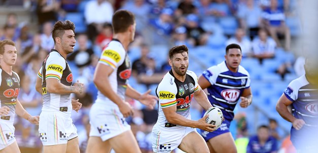 Griffin unfazed by Panthers' trial woes