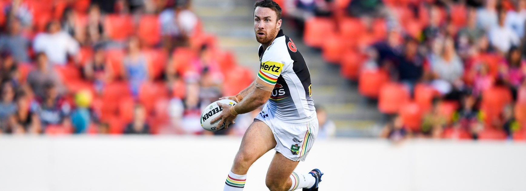 Panthers five-eighth James Maloney.