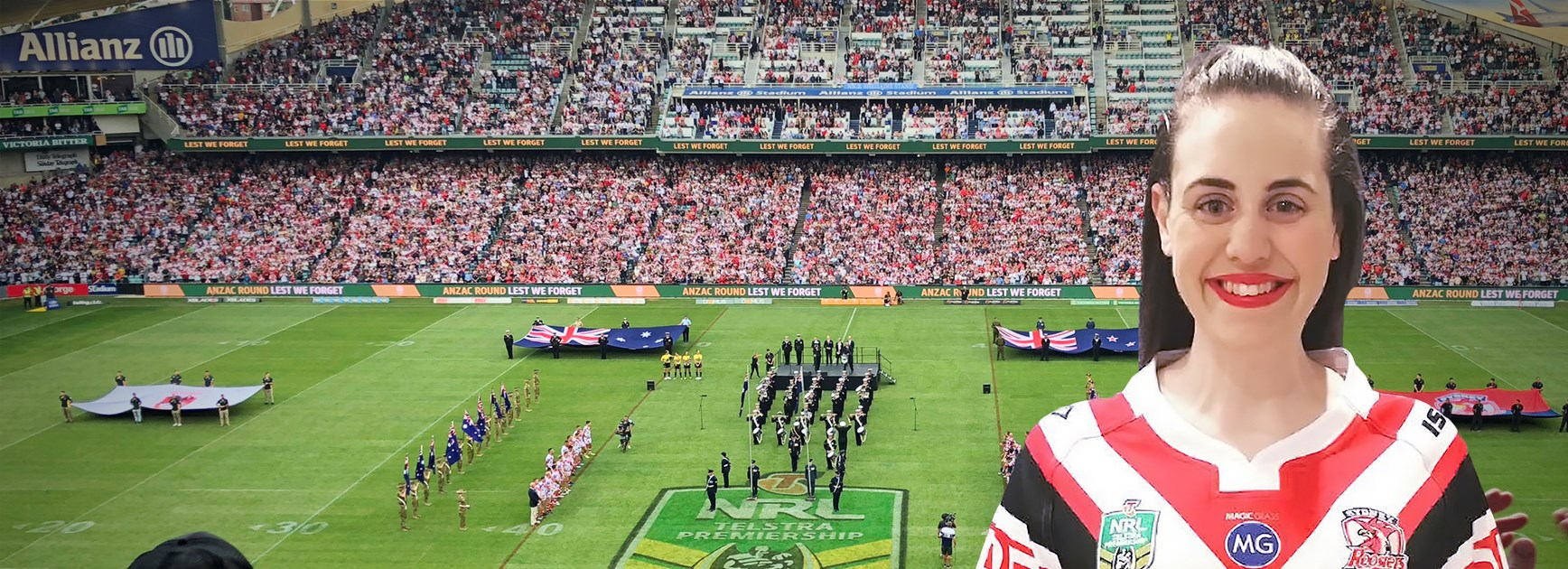 Anzac Day game like nothing else in rugby league