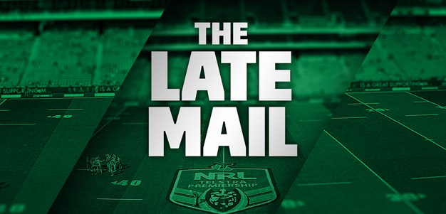 Taylor Ruled Out - NRL late mail