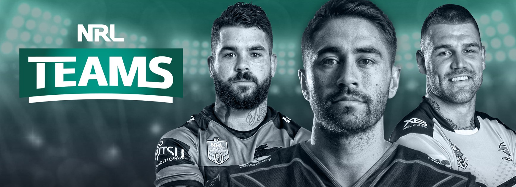 Watch: NRL Teams - Round 5