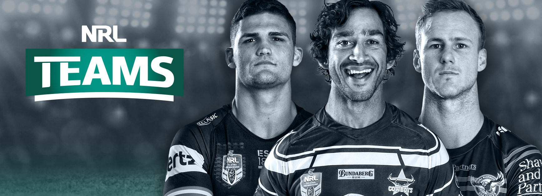 Watch: NRL Teams - Round 12