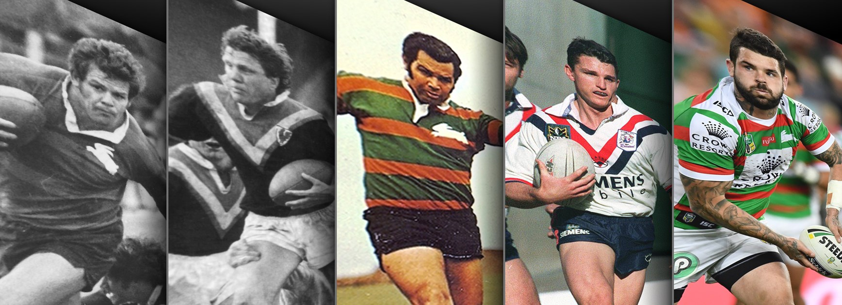 The 10 most memorable Roosters v Rabbitohs clashes