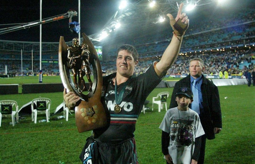 Billy Slater The Man Who Changed Rugby League Forever