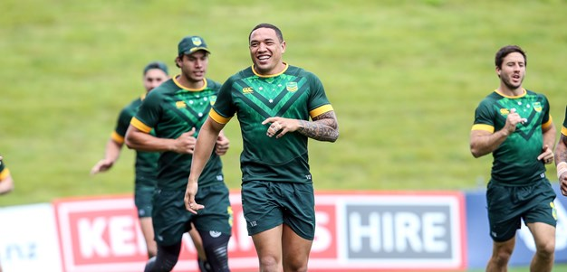 Why Frizell's family is supporting Tonga