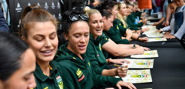 The NRL Podcast: Broncos women become Test foes