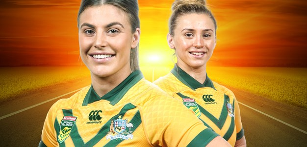 New era begins for Jillaroos and Kiwi Ferns
