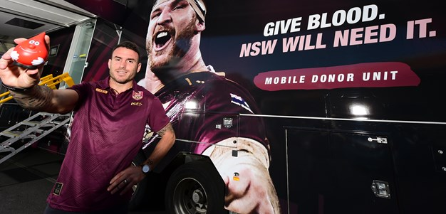 Boyd admits form woes but Miles says he's in Maroons mix