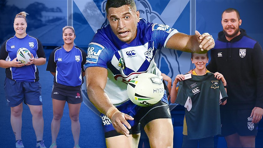 Canterbury's new focus is on grassroots, local juniors, women's teams as well as NRL success.