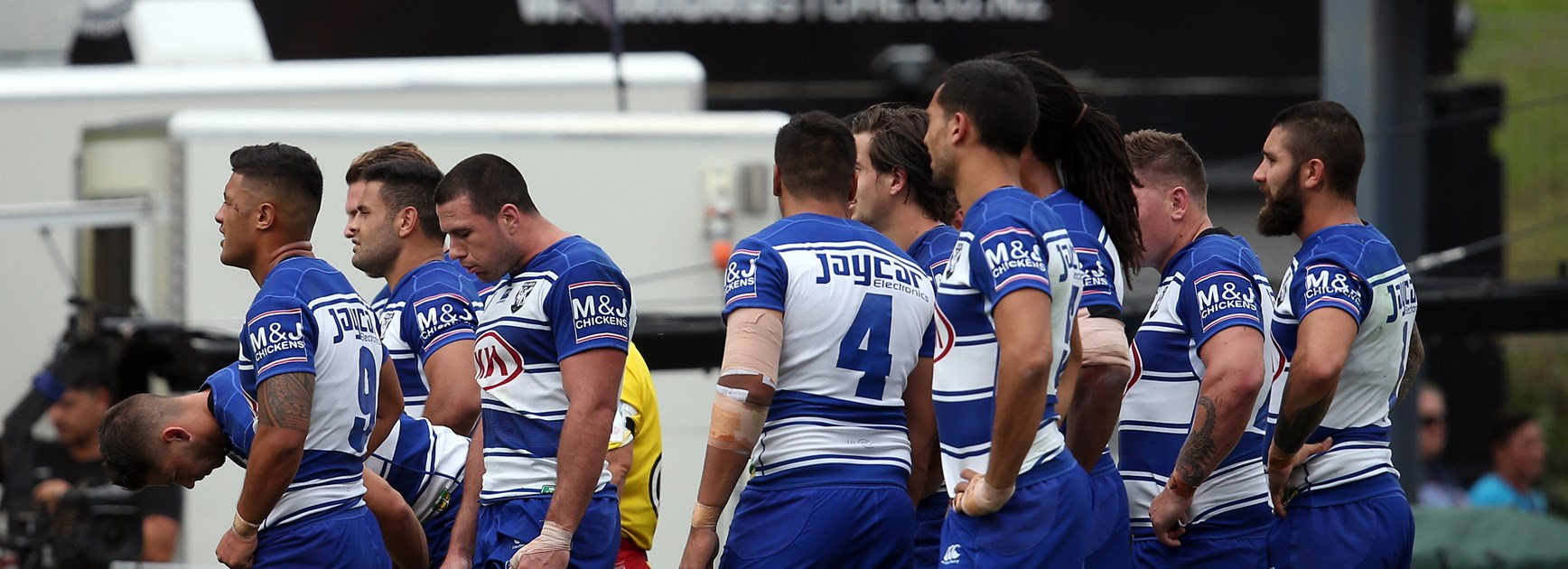 Canterbury Bulldogs Mad Monday: Paul Gallen fires up at