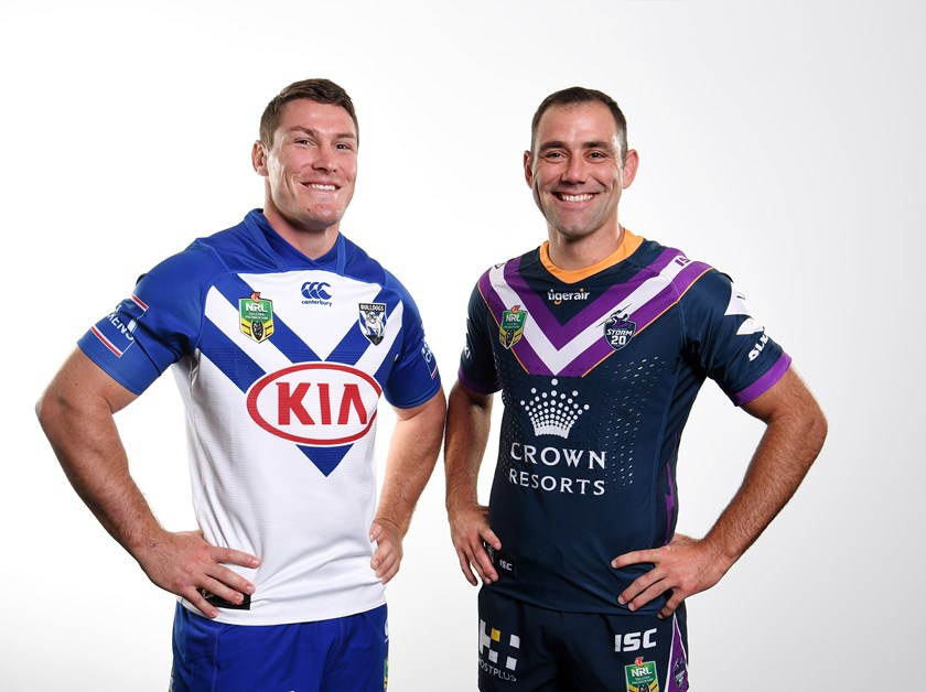 Josh Jackson and Cameron Smith.