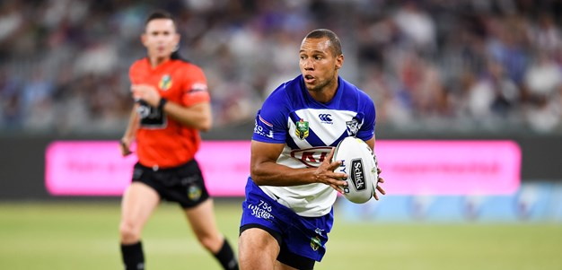 Stat Attack: Moses Mbye's kicking underpins Bulldogs' big win