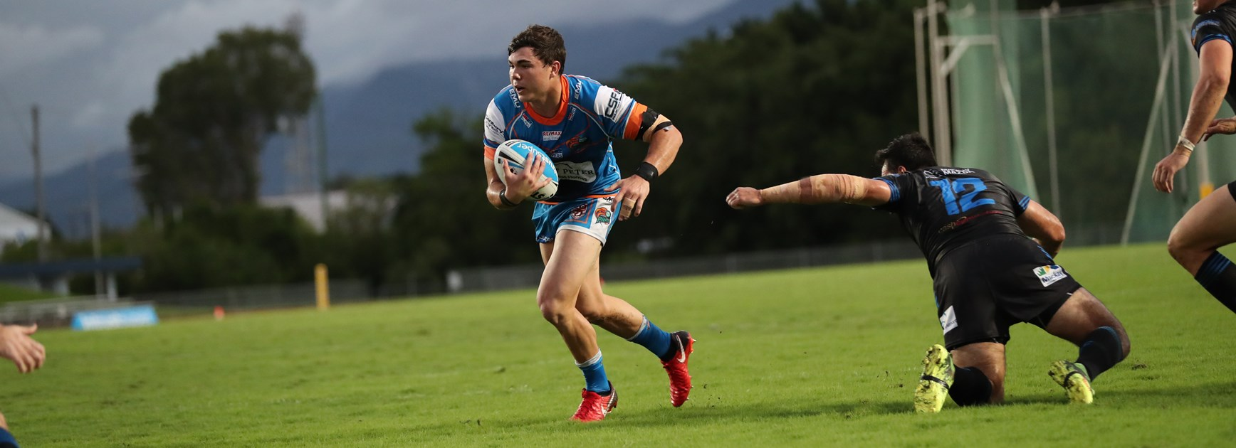 North Queensland youngster Jake Clifford.