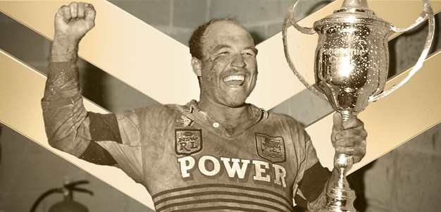 Why Queensland saviour Wally Lewis was truly 'The King'
