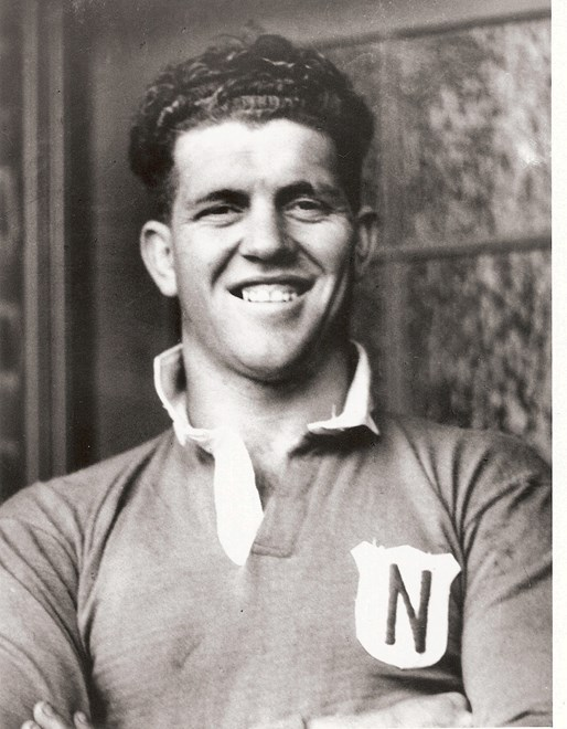 38. Herb Narvo: Country Firsts v City Firsts at Sydney Cricket Ground, May 9, 1936