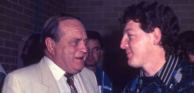 The Phil Gould phenomenon: How young Gus succeeded