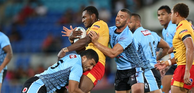 Kumuls to honour Kato Ottio in Pacific Test