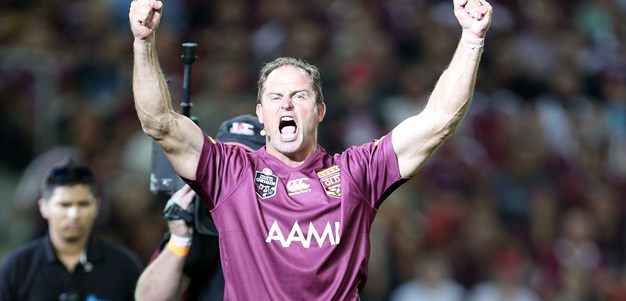 Why Moore's debut is Origin's greatest endurance feat