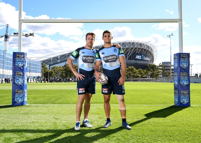 James Maloney and Nathan Cleary.