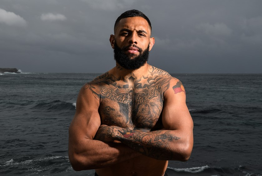 Blues winger Josh Addo-Carr.