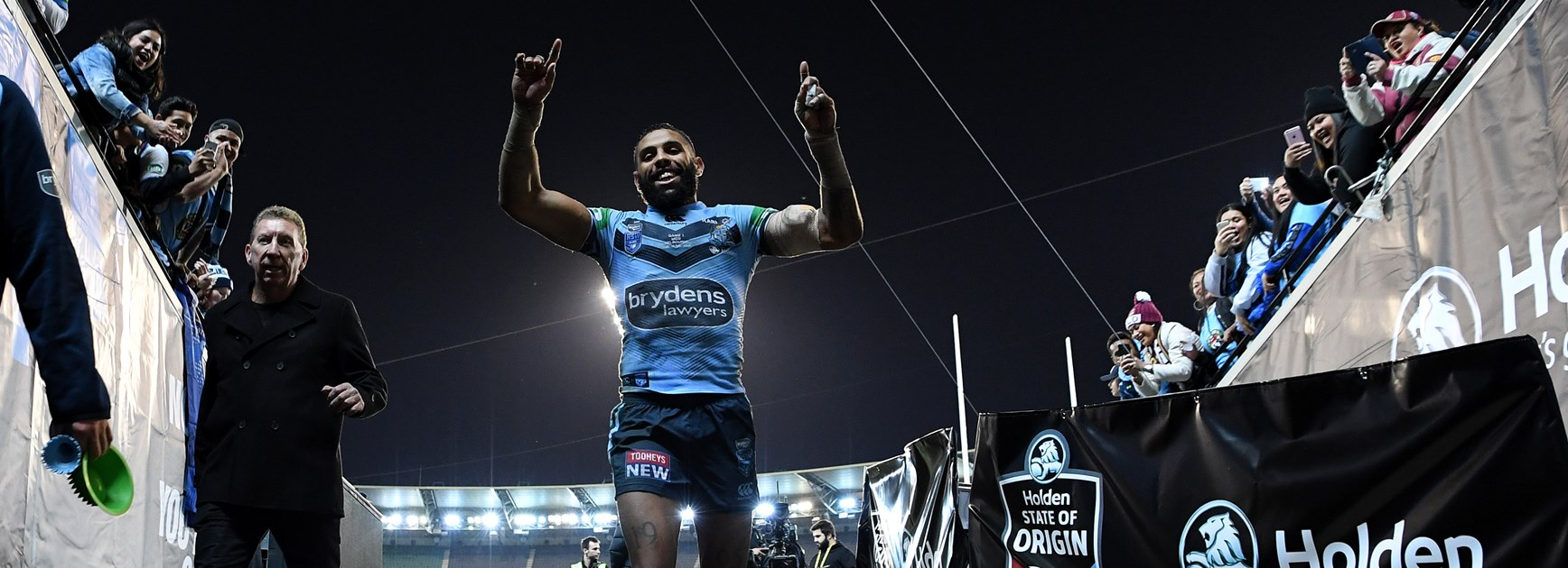 Foxx on the run: Josh Addo-Carr, from breaking bail to reaching NRL dream