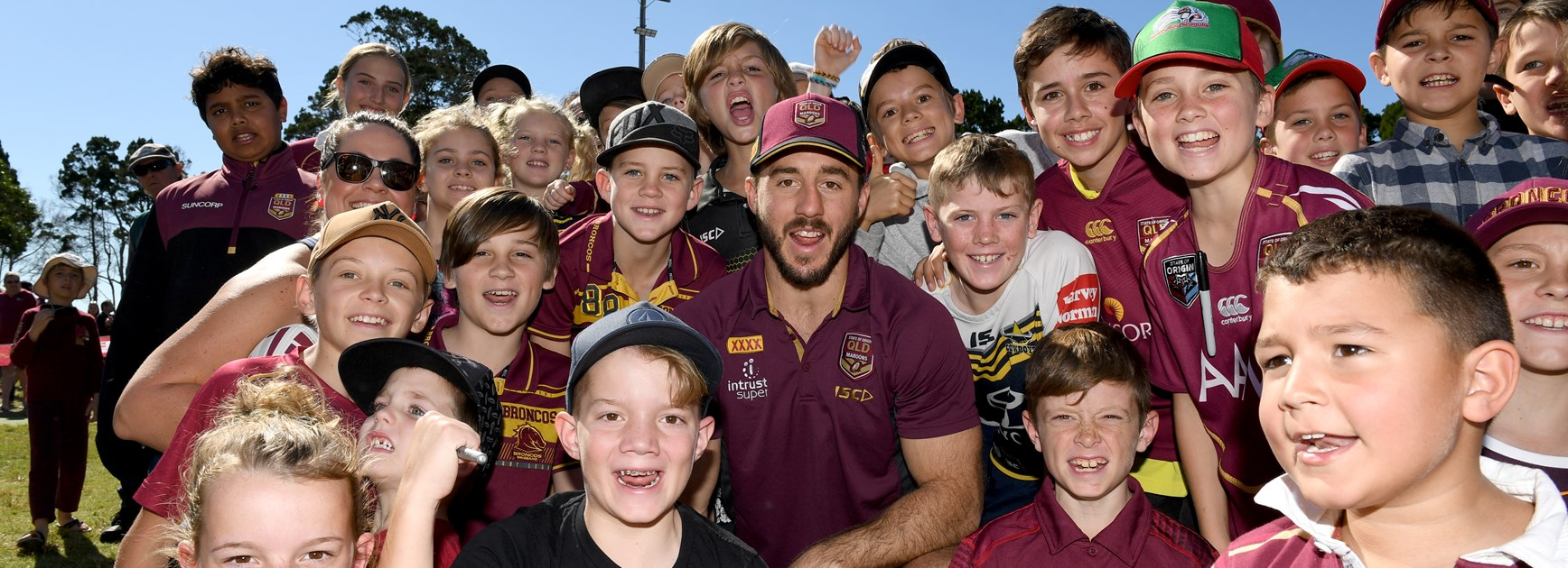 Stat of Origin: Stability out the window for Maroons