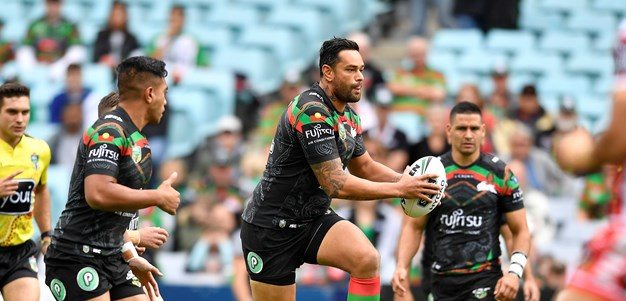 Rabbitohs say 300-game man Sutton ranks among club greats