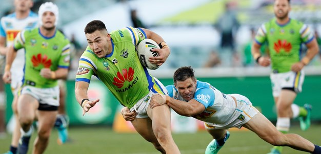 Cotric not focused on possible fullback switch