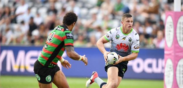 Raiders fuming after NRL hands Wighton 10-game ban, $30,000 fine