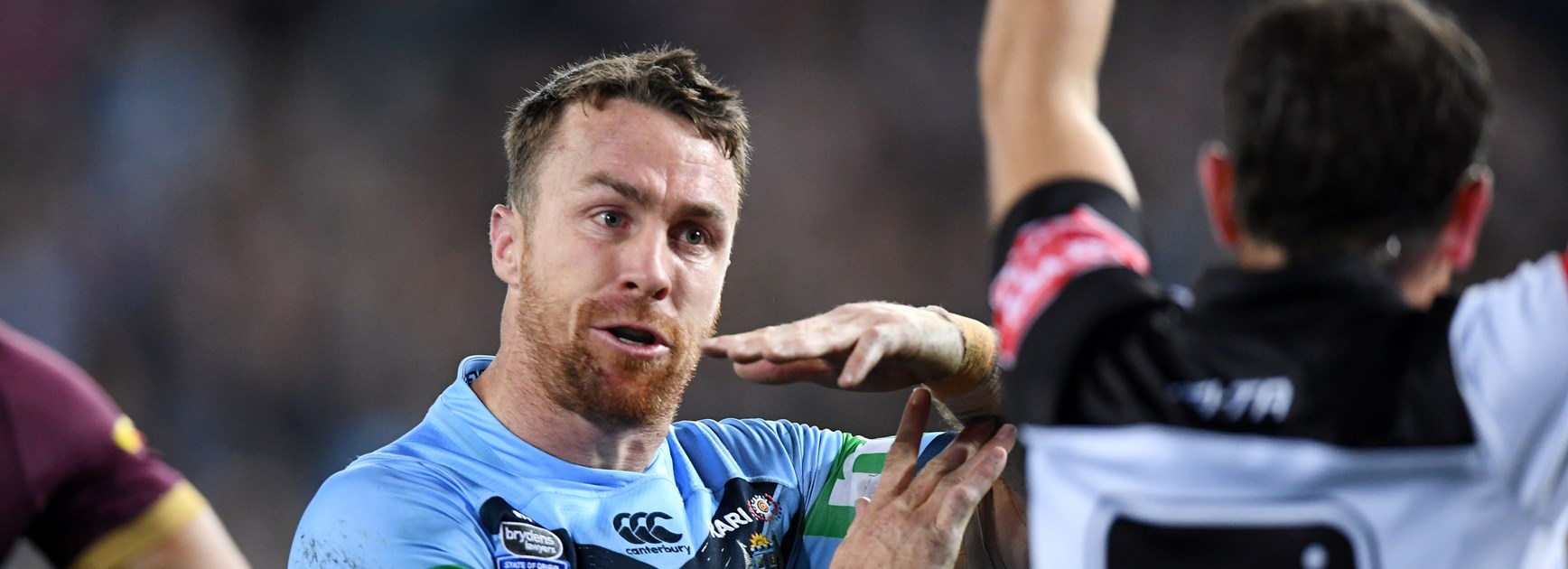 James Maloney appeals for the penalty try.