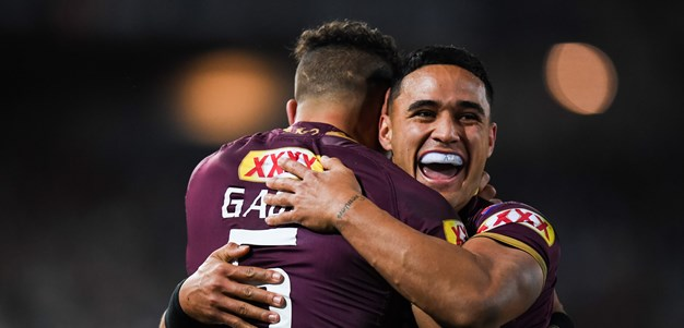 Holmes to give Maroons 'good headaches' at selection table