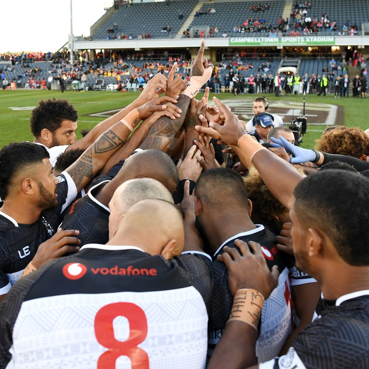 Fiji coach calls for more Tests