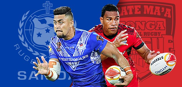 Samoa v Tonga: Pacific Test Invitational preview