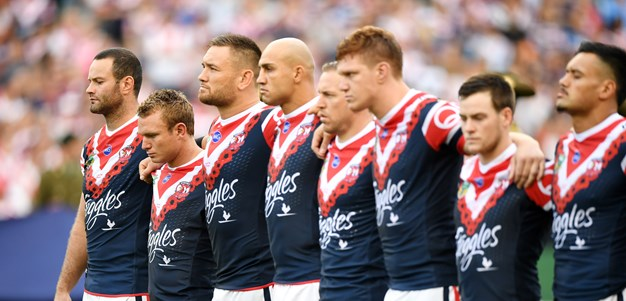 Sydney Roosters: 2018 season by the numbers