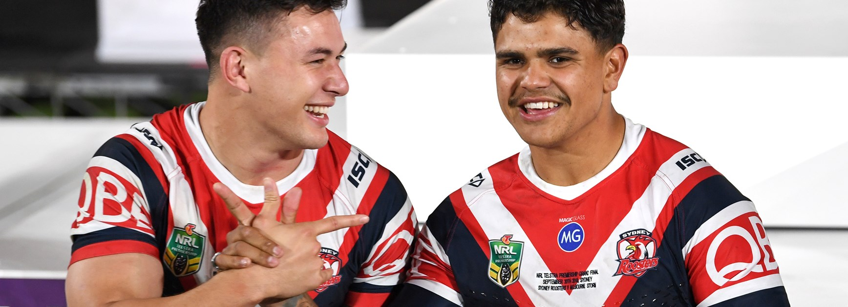 Roosters stars dominate World XIII