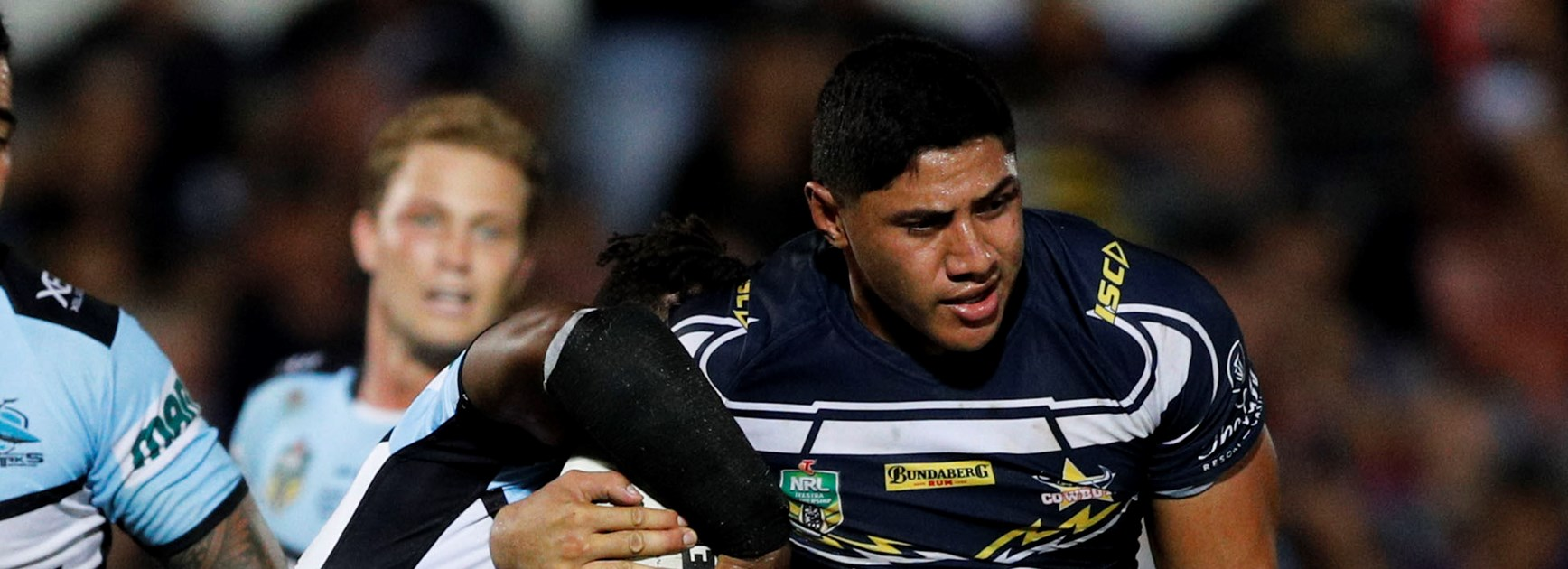 Cowboys back-rower Jason Taumalolo.