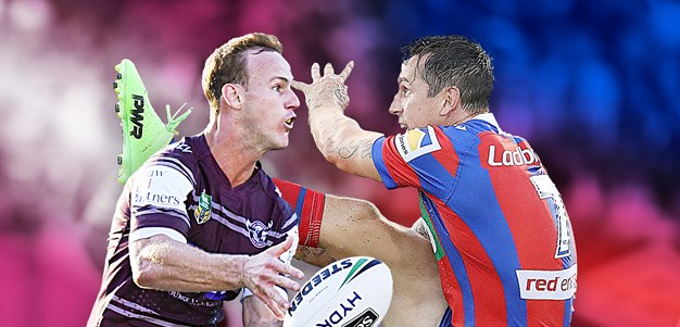 Knights v Sea Eagles: Levi dropped by Knights