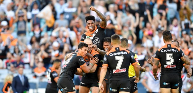 How to change a club in 12 months: Marina Go tells Wests Tigers tale