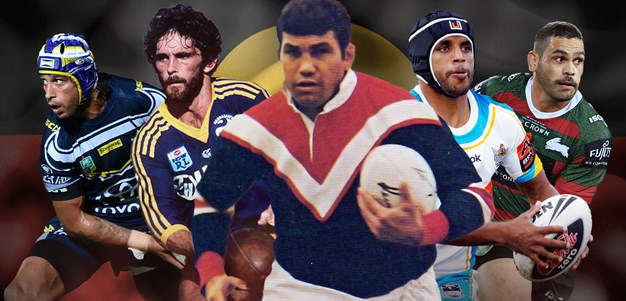 Renouf: The eight most influential Indigenous players of all time